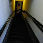 лестница, вид снизу!
