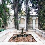 El patio árabe - Otro rincón para disfrutar