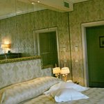 Beautifully decorated rooms