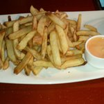 Medium fries only 675kr!