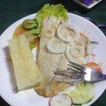 fish and yucca