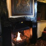 Lovely warm fire