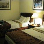 Apartamento de tamanho bom e confortável.