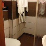 lavabo (toallas sin cambiar)