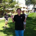 Golf Tournament Contest