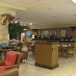 Área do restaurante