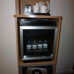 Mini Fridge Tea Making Facilities