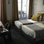 Room 204 (superior twin)