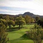 San Vicente Golf Course Vista