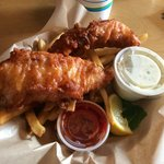 Cod Fish $ Chips