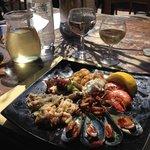 Venetian Lunch!
