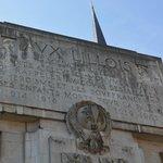Monument aux victimes des deux guerres mondiales