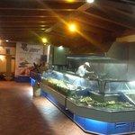 le bar des poissons