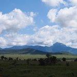 panorama della riserva