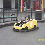 Even a 5 yr old can drive one by herself!