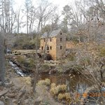 The Old Pugh's Mill-North Little Rock, Ar