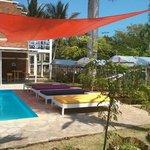 piscina lounge