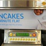 Magical Pancake-Making Machine