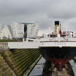 Nomadic and the Titanic Centre