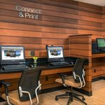 Complimentary 24-hour use of Business Center