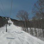 Mt Mansfield lift
