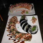 Id Roll (Top), Cody 2 (Left), Spicy Tuna (Right)