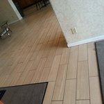 NEW Lobby floor