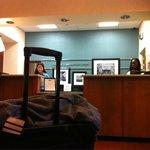 Lobby checkout