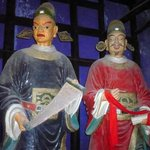 Two Chinese figures decide on your Judgement Day