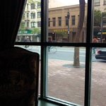 Market St from dining room