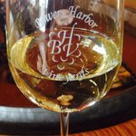 Glass of Late Harvest Riesling