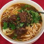 Szechuan Beef Stew Noodle Soup