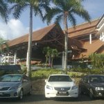 ..main building awana...