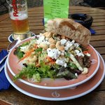 great bulgur salad