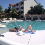 Panoramic of the Presidential Pool