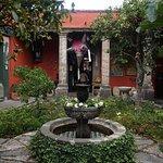 Lindas casonas alrededor de plaza san jacinto