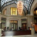 Four Seasons - Greshem Palace in Budapest