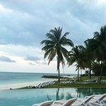 amazing pool/beach area