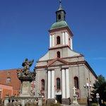Kościół  pw. Matki Boskiej Bolesnej w Rybniku