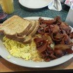 the normal breakfast