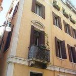 petit balcon de la 303