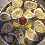 A dz of the freshest oysters around!