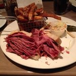 Montreal Smoked meat sandwich, small size!