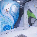Tallest and biggest indoor climbing gym in Southern California