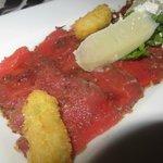 Beef Carpaccio (YUM)