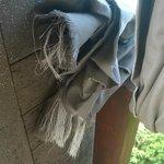 Ragged curtains