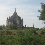 Bagan's tallest temple, 63m high Thatbyinnyu.