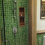 Shower in Bath room