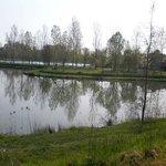 Angolo del parco dei 3 laghi