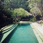 Pool villa 5